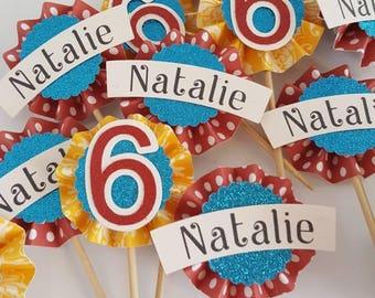 Snow White Cupcake Tops, birthday cupcake toppers, custom cupcake tops, snow white birthday party, cupcake tops,