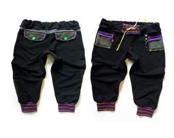Retro Kick Dance Pants