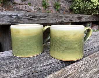Small | Hand-thrown Stoneware Mug