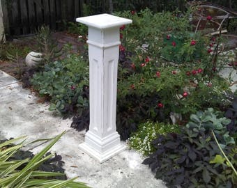 Architectural Salvage Craftsman Style Wooden Porch Column