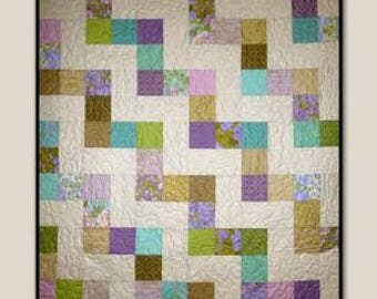 Lullaby Quilt Pattern from Villa Rosa Designs