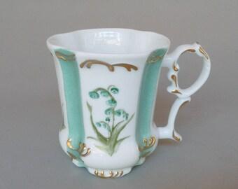 Lily of the Valley Tea Mug