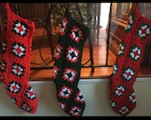 Reserved for GloriaMarie Christmas Stockings