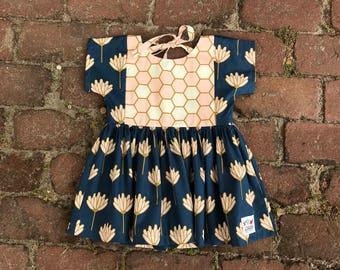 Playtime twirl dress + girls dress