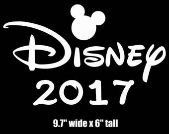 "SALE 9.7"" Mens Disney 2017 Mickey Mouse SVG JPEG digital download for iron on vinyl transfer Diy applique patch"