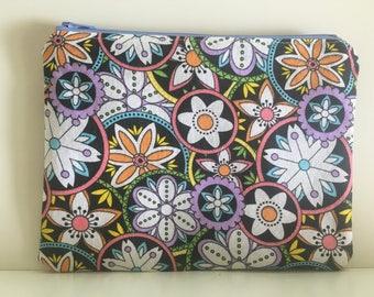 Reusable Sandwich Bag - Floral