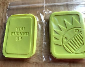 WEEN 2-pc BOOGNISH Soap Set