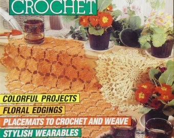 Vintage Magic Crochet Magazine  Number 84  June 1993