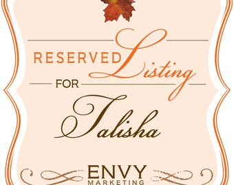Falling In Love Hand Cut Maple Leaf Wedding Invitation Sets, Autumn Wedding Invitation, Rustic Leaf Wedding Invite - Reserved for Talisha R.