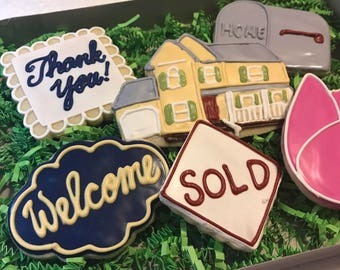LOCAL Realtor Cookie Gift Box