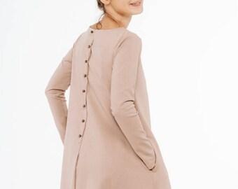 SALE - Boutique dress | Straight dress | Basic dress | LeMuse boutique dress