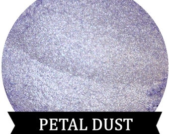 Light Purple Eyeshadow PETAL DUST Spring Shadow