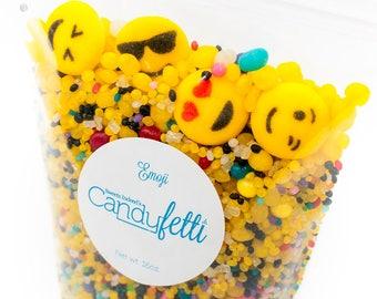 Emoji 6oz. Candyfetti™ Candy Confetti Sprinkles