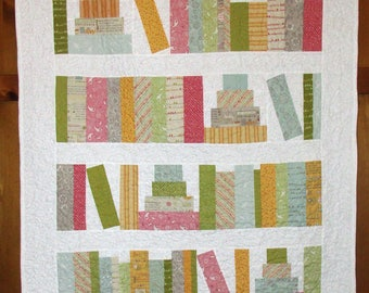 Read To Me Baby Girls Quilt