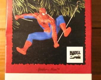 Spiderman Hallmark Keepsake Ornament