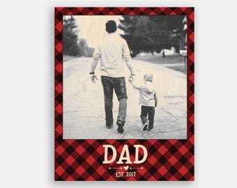 Fathers Day Photo Frame Fathers Day Gift from Wife Fathers Day Gift from Son Dad Photo Frame Dad Photo Gifts for Dad Gifts