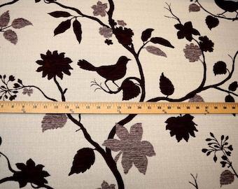 Bird Plum Richloom Fabric
