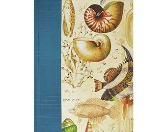 Journal Blank Paper Marine