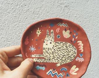 Mystic Jaguar plate
