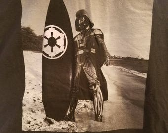 Darth Vader Star Wars size L