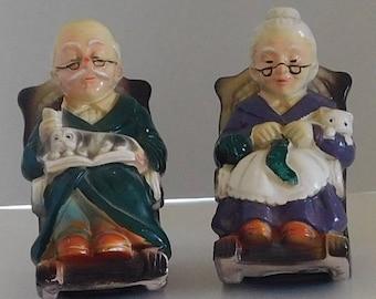 Retirement Piggy Bank Grandma & Grandpa