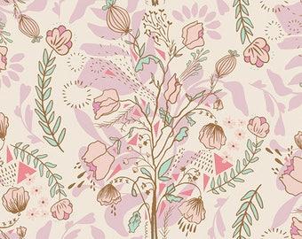 Baby Girls Bedding - Blush Pink Crib Bedding/ Mini Crib Sheet /Changing Pad Cover / Floral Crib Sheet / Fitted Baby Sheet
