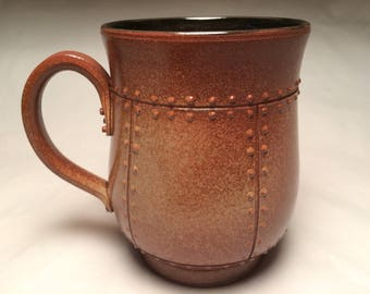 Rust Rivet Mug