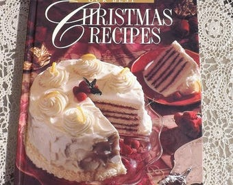 Vintage Southern Living Best Christmas Recipes