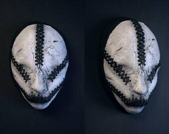 Mute - ceramic mask