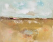 Abstract Landscape Origin...