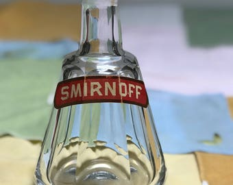 Baccarat Decanter for Smirnoff Vodka