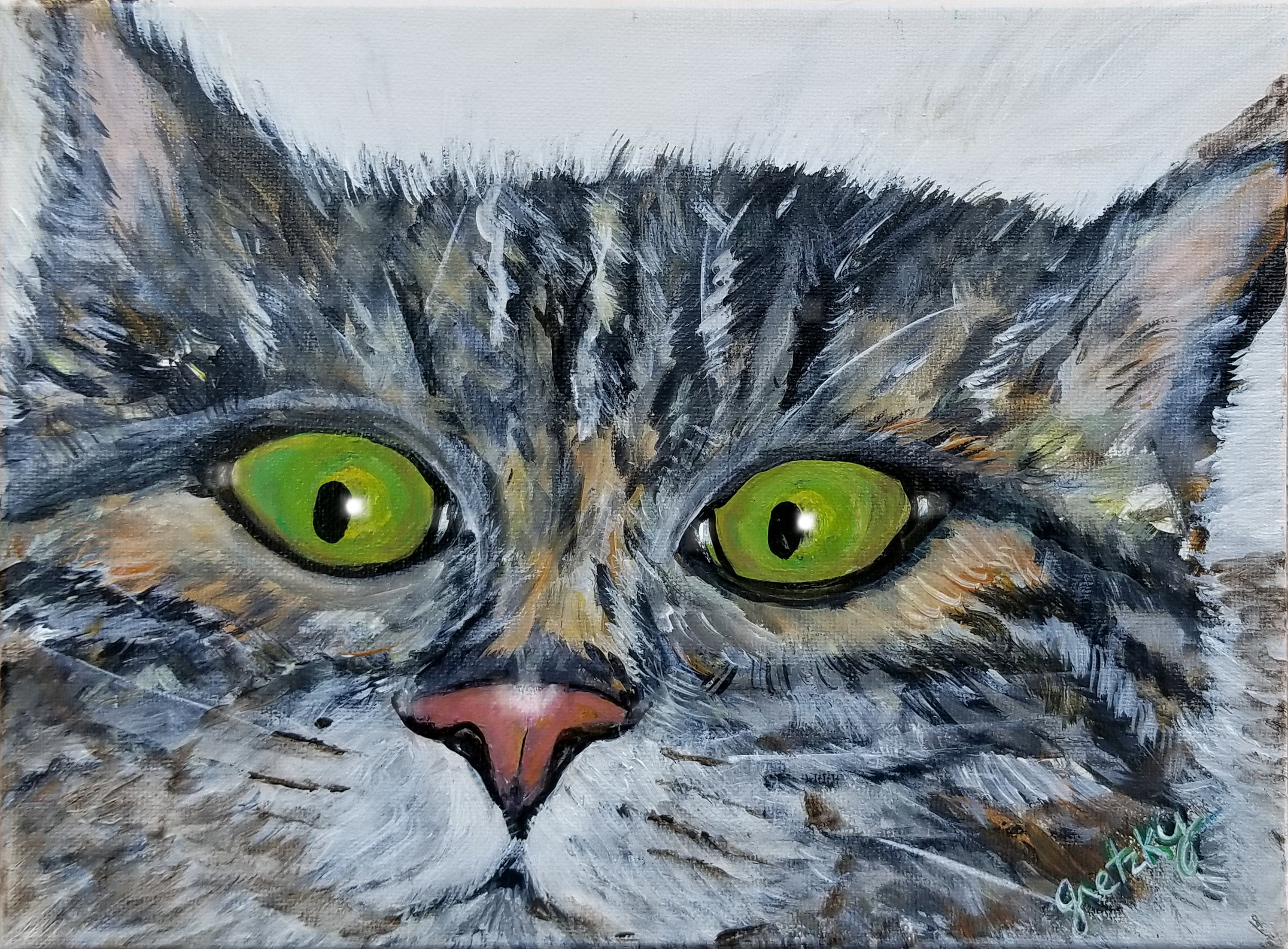 Watching You Cat http://etsy.me/2nJ8D4F