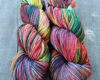 Cashmere Sock - Game of Thrones - Colour Adventures (fibers: merino, cashmere)