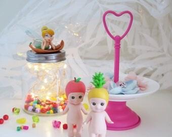 Kids night light , tinkerbell nursery , nursery night light , nursery lamp , kids lamp , fairy light , Jar Lamp , decorative lights