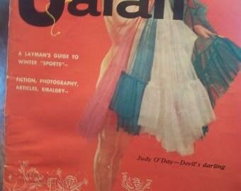 Satan Magazine February, 1957 Volume 1 Number 1