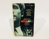 Vintage Horror Book Willard by Stephen Gilbert 1968 Movie Tie-In Edition Paperback