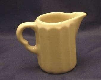Vintage Onondaga Pottery Co. (O.P.Co) Creamer, 1950s