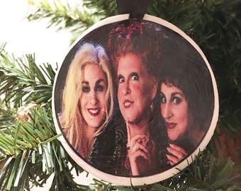 Hocus Pocus Christmas Ornament