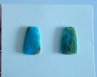 Fashion,Blue Opal,Gemstone Cabochon,20x12x3mm,1.65g