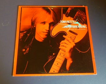 Tom Petty And The Heartbreakers Long After Dark Vinyl Record LP BSR-5360 Backstreet Records 1982