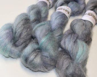 SilKiMo fine kid silk laceweight yarn