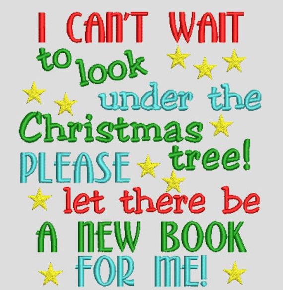 Christmas tree  Saying Digital File