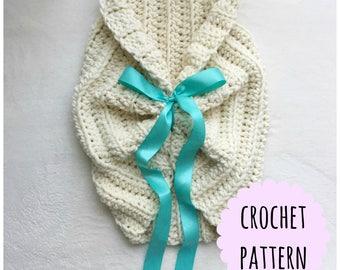 Wedding Wrap Pattern | Wedding Shrug Pattern | Bridal Shrug Pattern | Bridal Wrap Pattern | Winter Wedding Wrap Pattern | Crochet Shrug