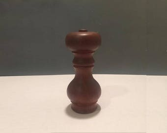 PEUGEOT France Pepper Mill Grinder  Danish Modern Mid Century 1960s peppermill