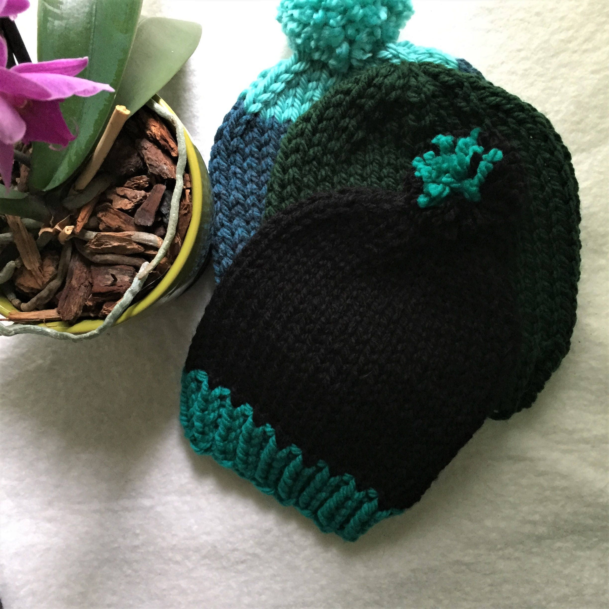 546eec3b030b8 The Balsam Toboggan    MORE COLORS   Hand Knit Women s Beanie    Chunky