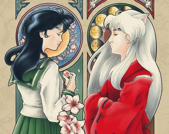 "Feudal Fairytale - 8""x10"" Signed Print"