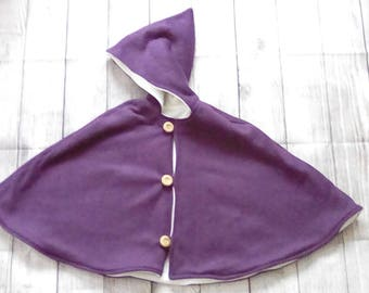 Pixie cape-- size 1-3 year