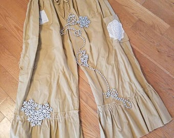 Pocket Bling Pantalettes from the line Sunwashed Prairie