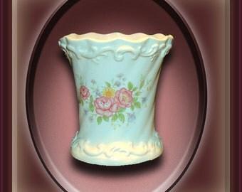 Music Box Vase