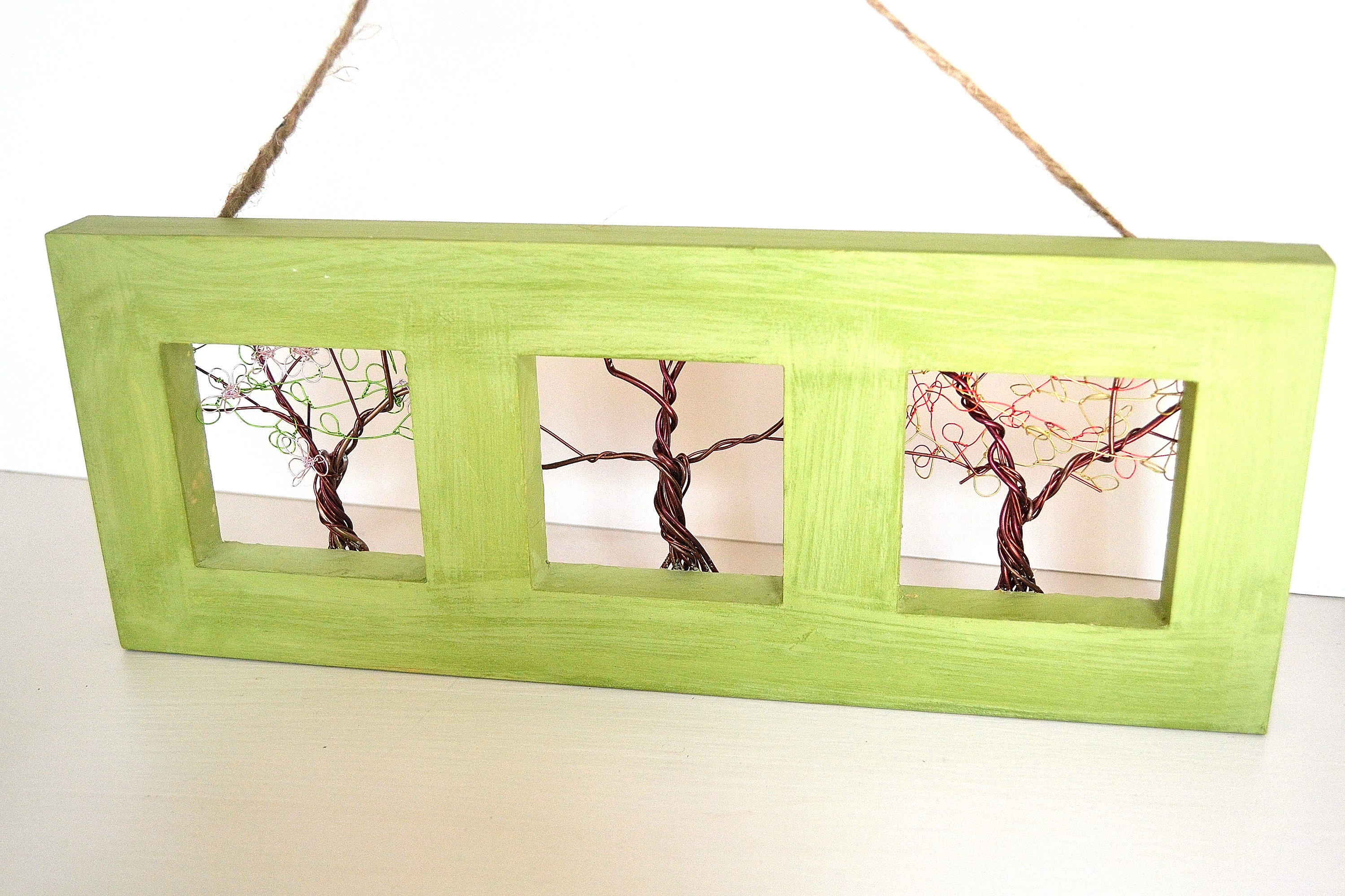 Perfect Wire Wall Art Trees Frieze - All About Wallart - adelgazare.info